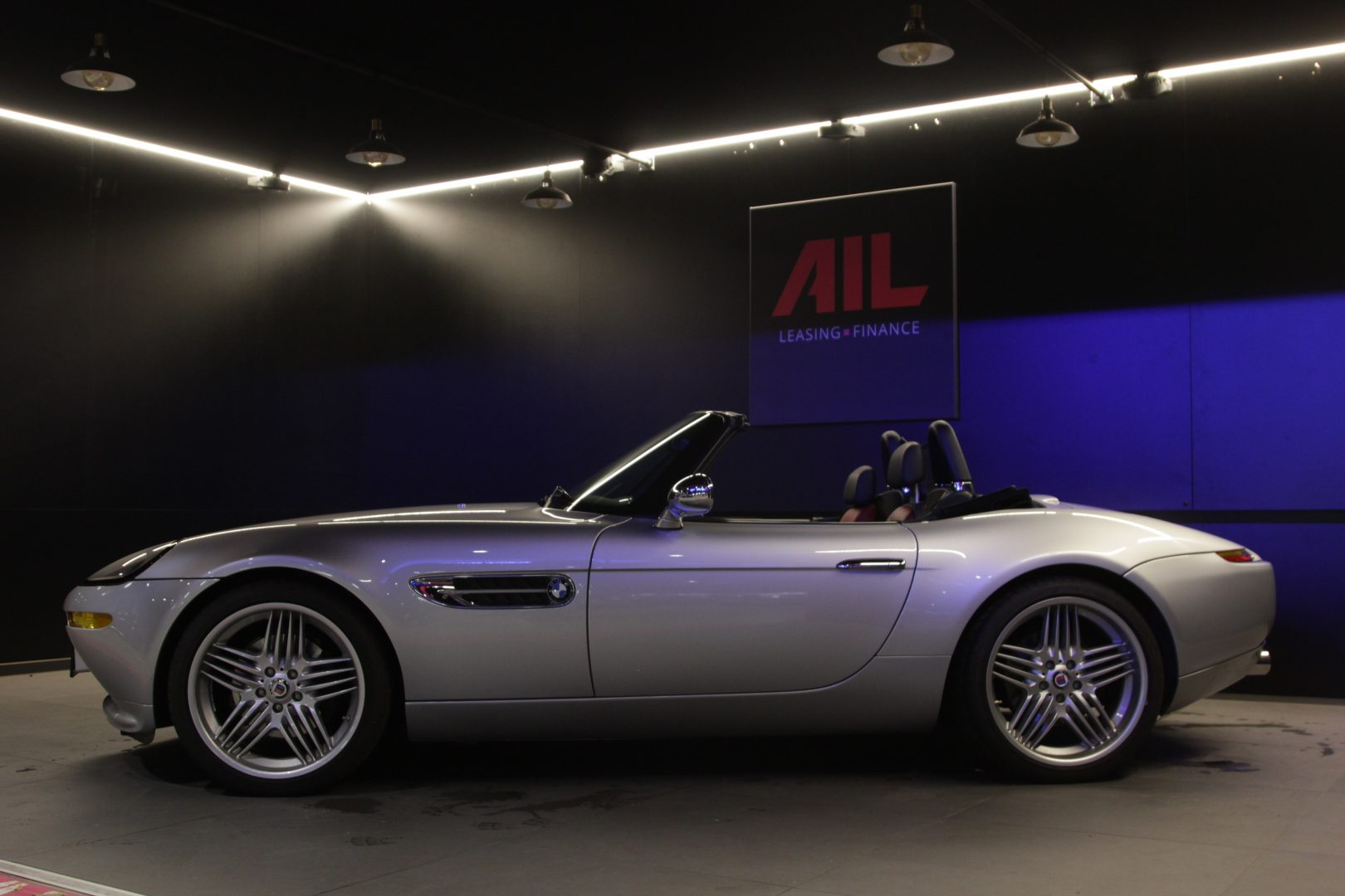 AIL BMW Z8 4