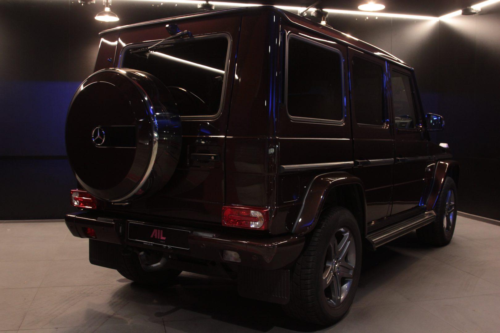 AIL Mercedes-Benz G 500 Exklusiv-Paket 8