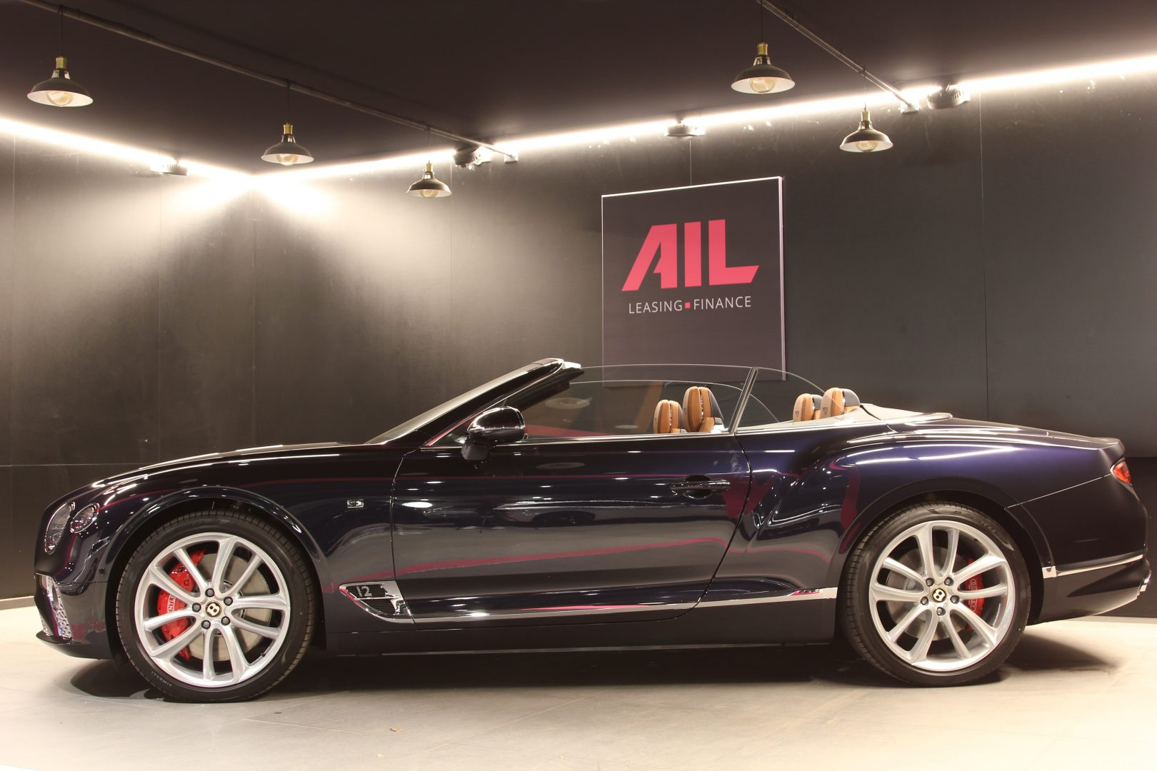 AIL Bentley Continental GTC First Edition Convertible W12 9