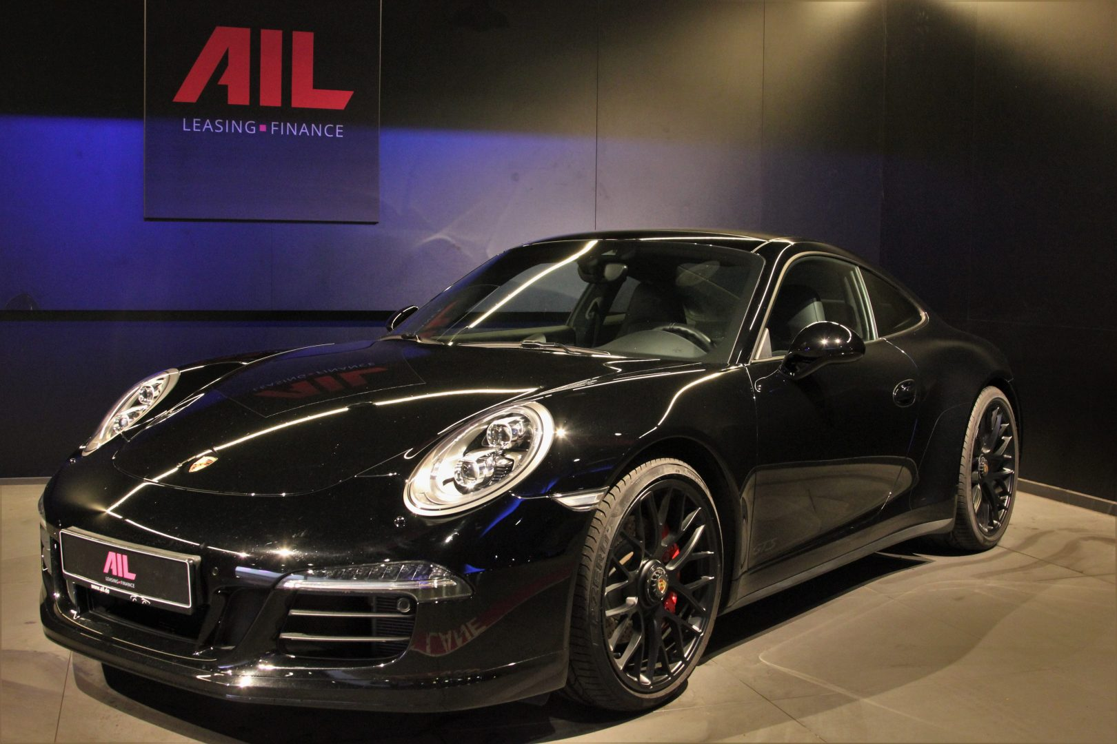 AIL Porsche 991 4 GTS Bose  1