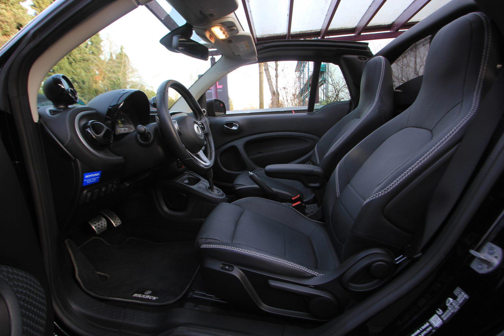 AIL Smart fortwo cabrio Brabus 5