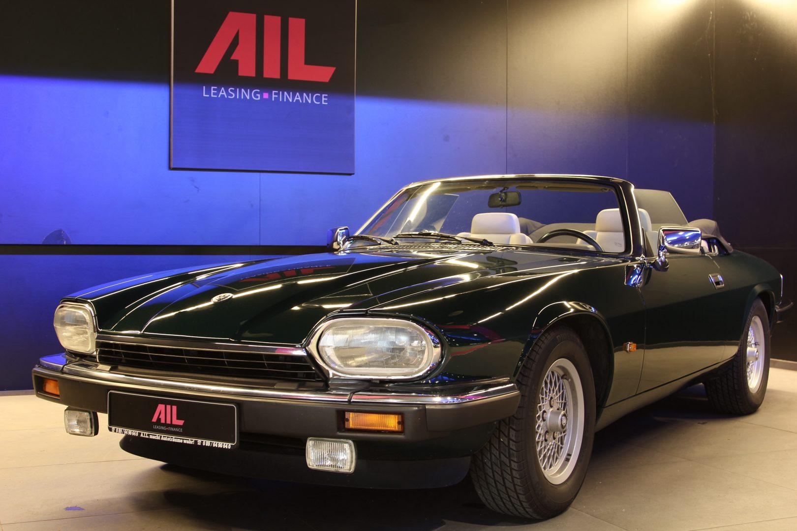 AIL Jaguar XJS 4.0 Cabriolet  4