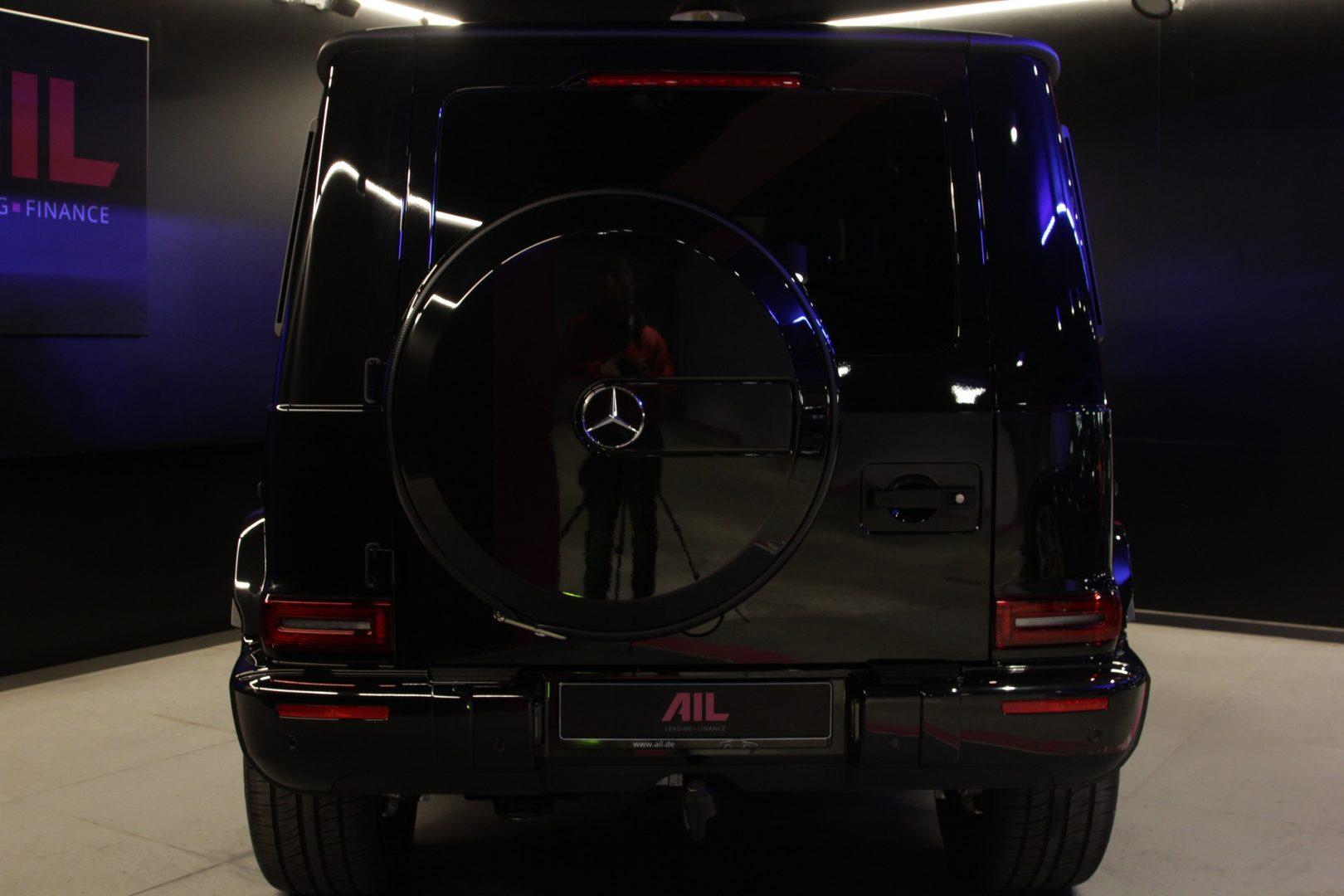 AIL Mercedes-Benz G 63 AMG Carbon Paket Burmester 8