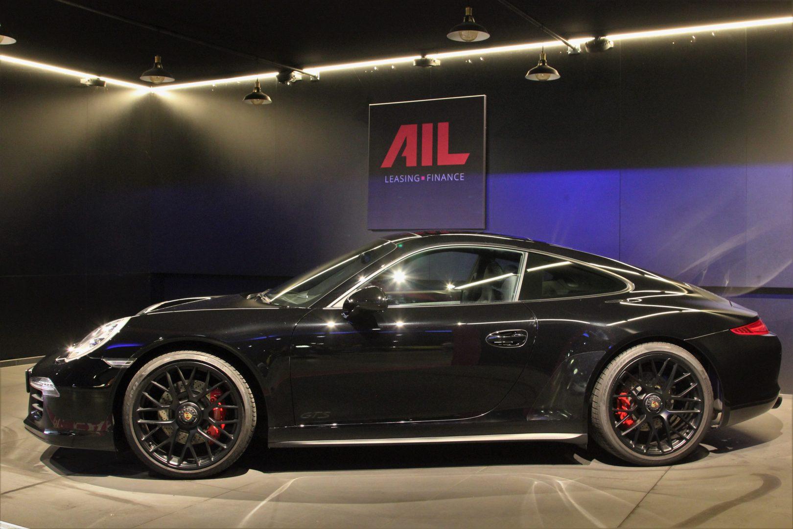 AIL Porsche 991 4 GTS Bose  9