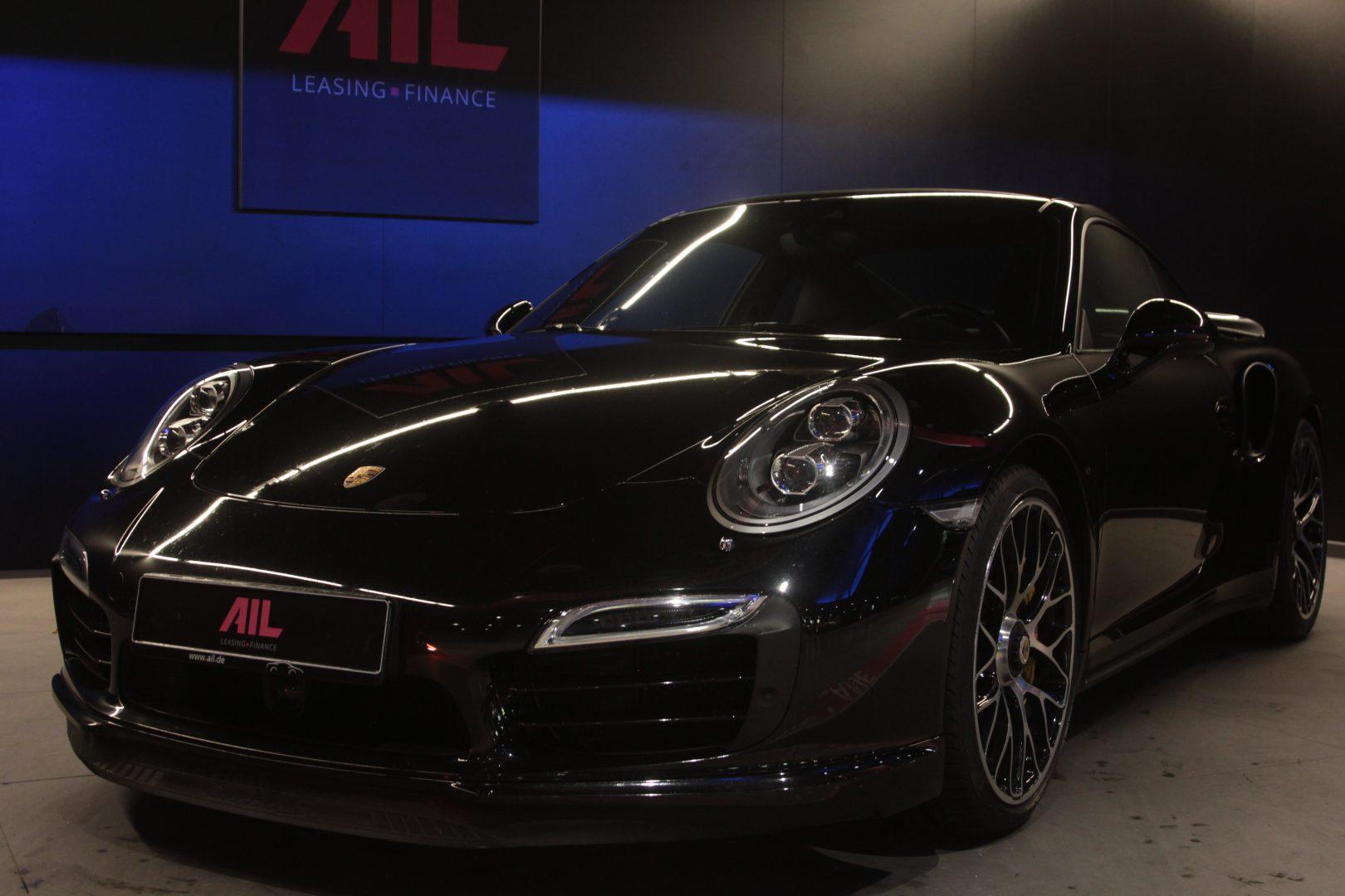 AIL Porsche 991 Turbo S Ceramic LED Sport Chrono Paket 5