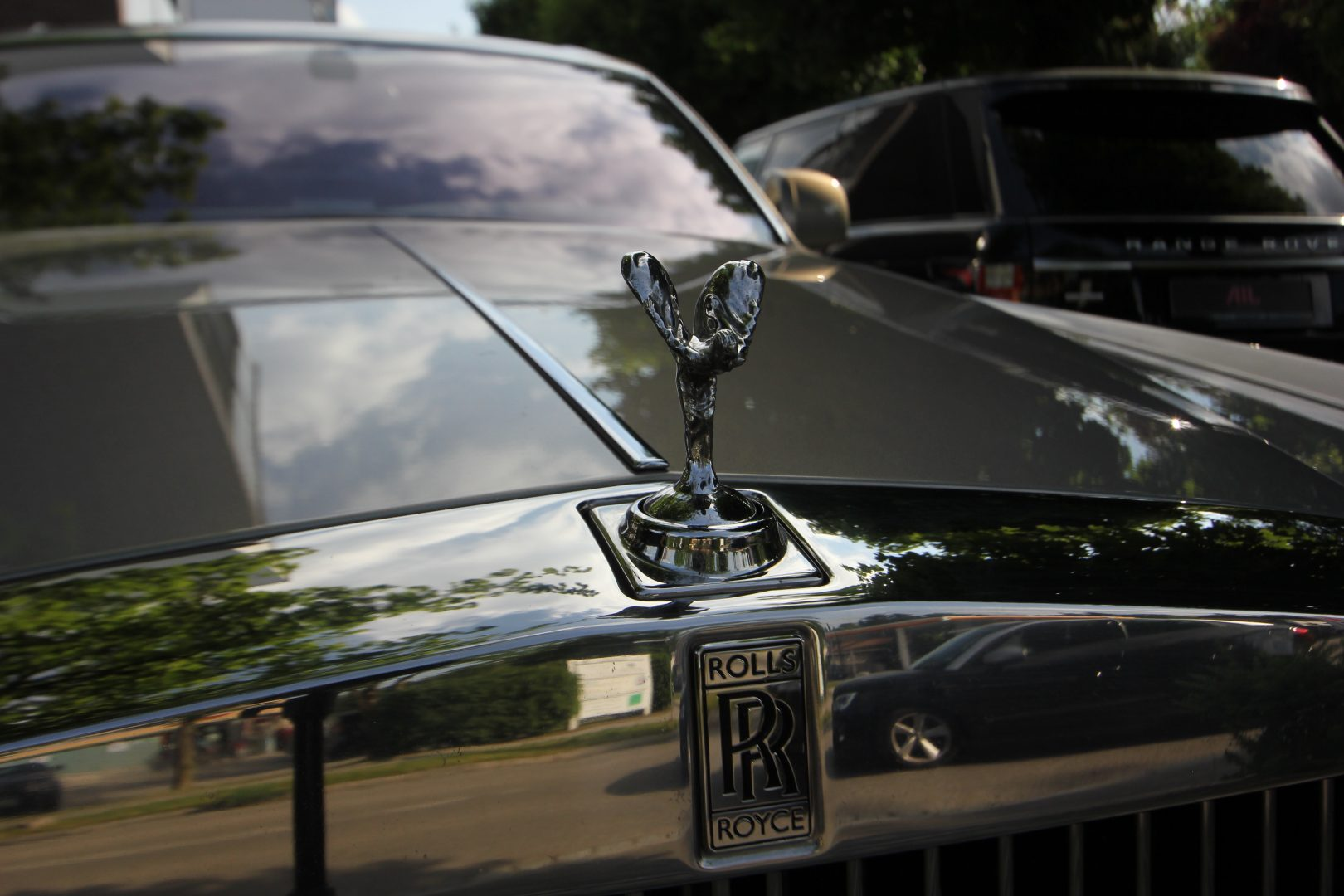 AIL Rolls Royce Phantom Mansory Sternenhimmel  16