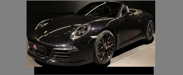 AIL Porsche 911 991 Carrera 4 GTS Cabrio Vollausstattung