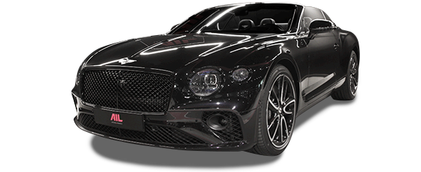 ID: 40256, AIL Bentley Continental GTC Black line