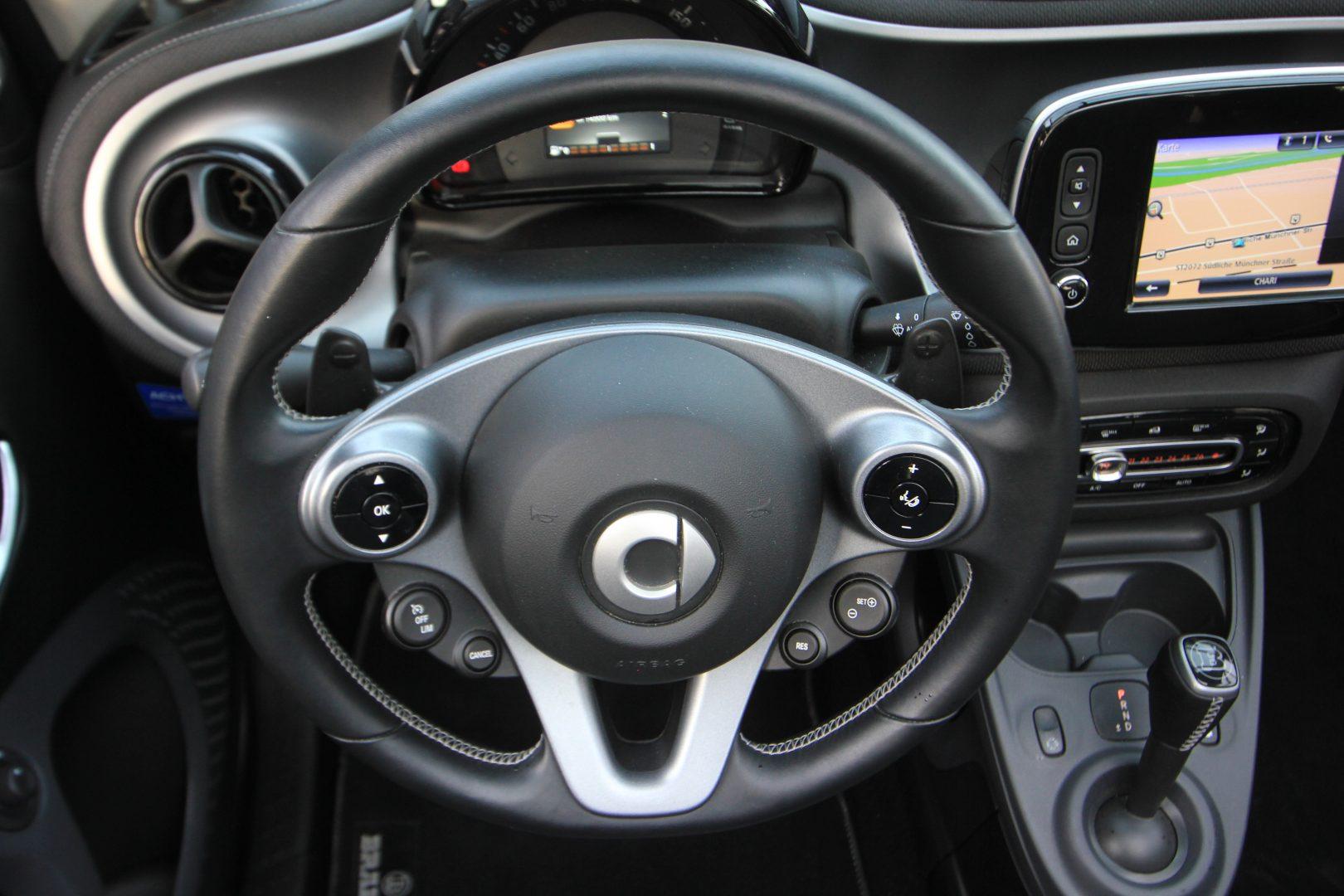 AIL Smart fortwo cabrio Brabus 7