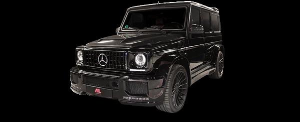 ID: 31815, AIL Mercedes-Benz G 63 AMG Edition 463 Hamann
