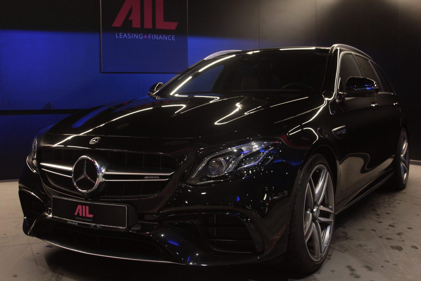 AIL Mercedes-Benz  E 63 AMG S 4Matic 14