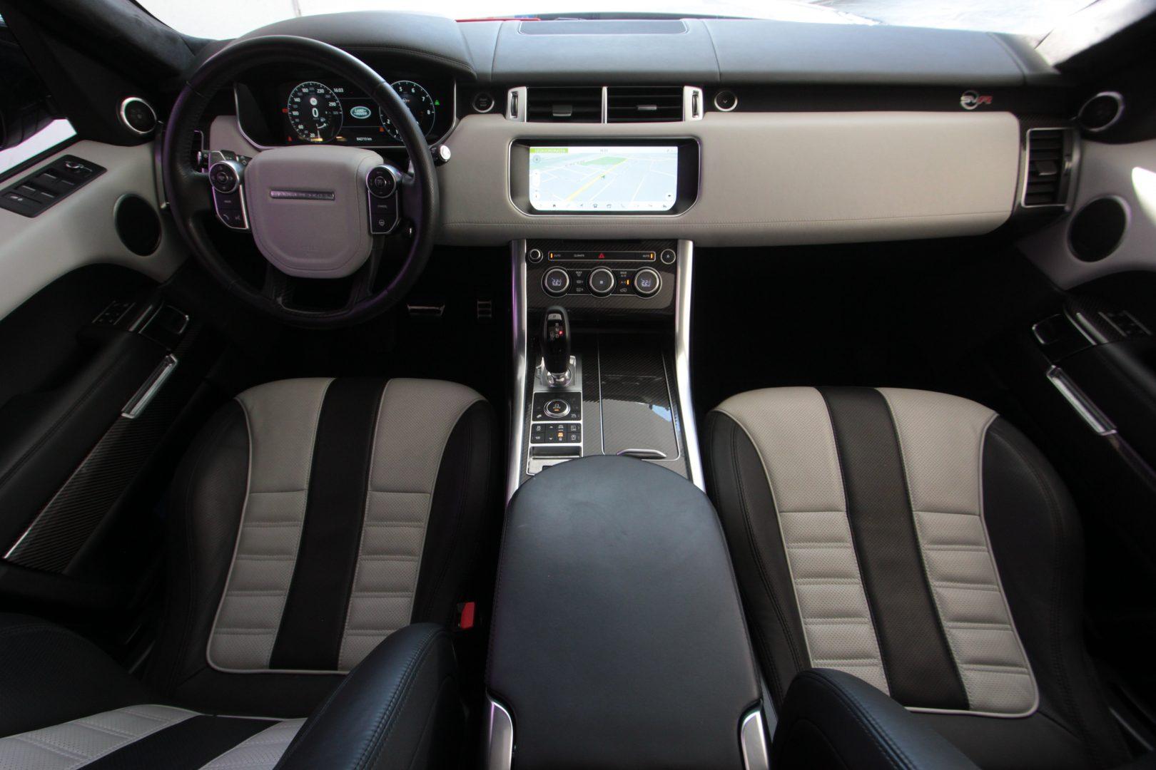 AIL Land Rover Range Rover Sport SVR 14