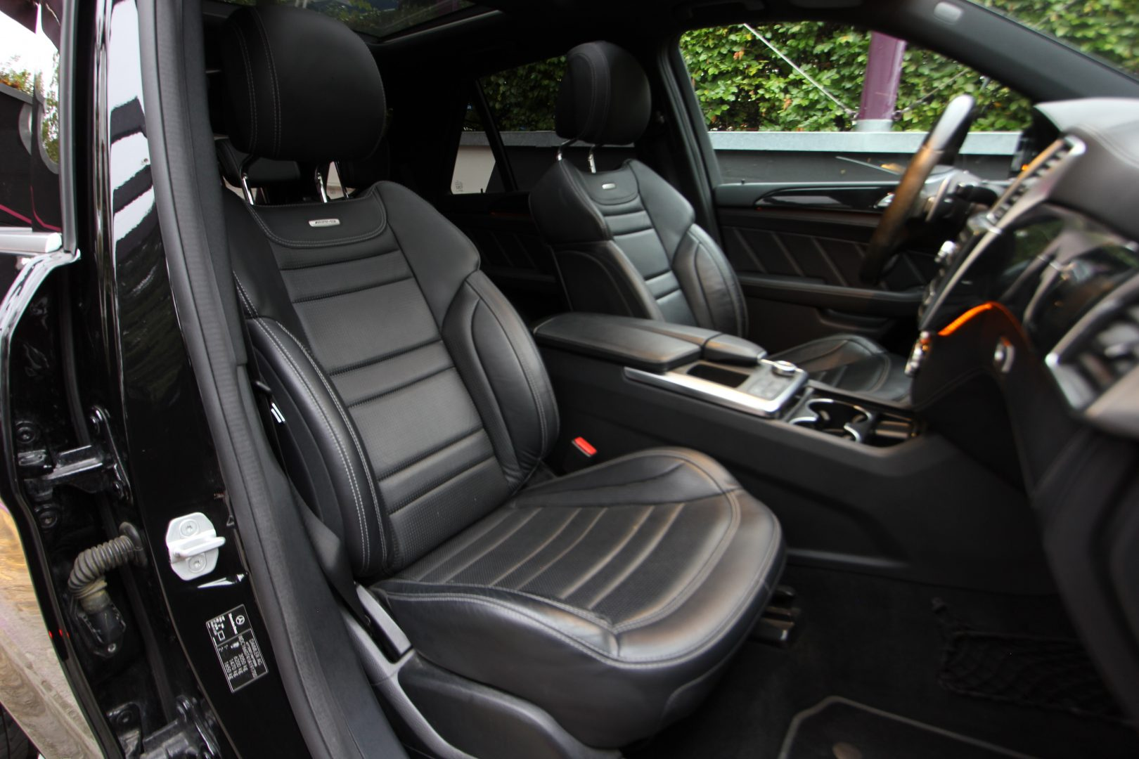 AIL Mercedes-Benz ML 63 AMG  Performance Package 2
