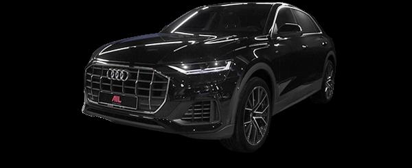 ID: 49630, AIL Audi Q8 50TDI  S-Line  Panorama