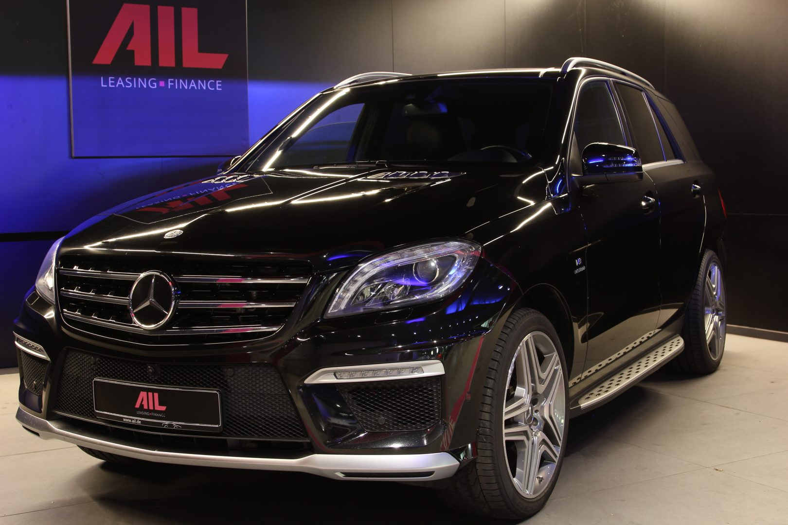 AIL Mercedes-Benz ML 63 AMG  Performance Package 5