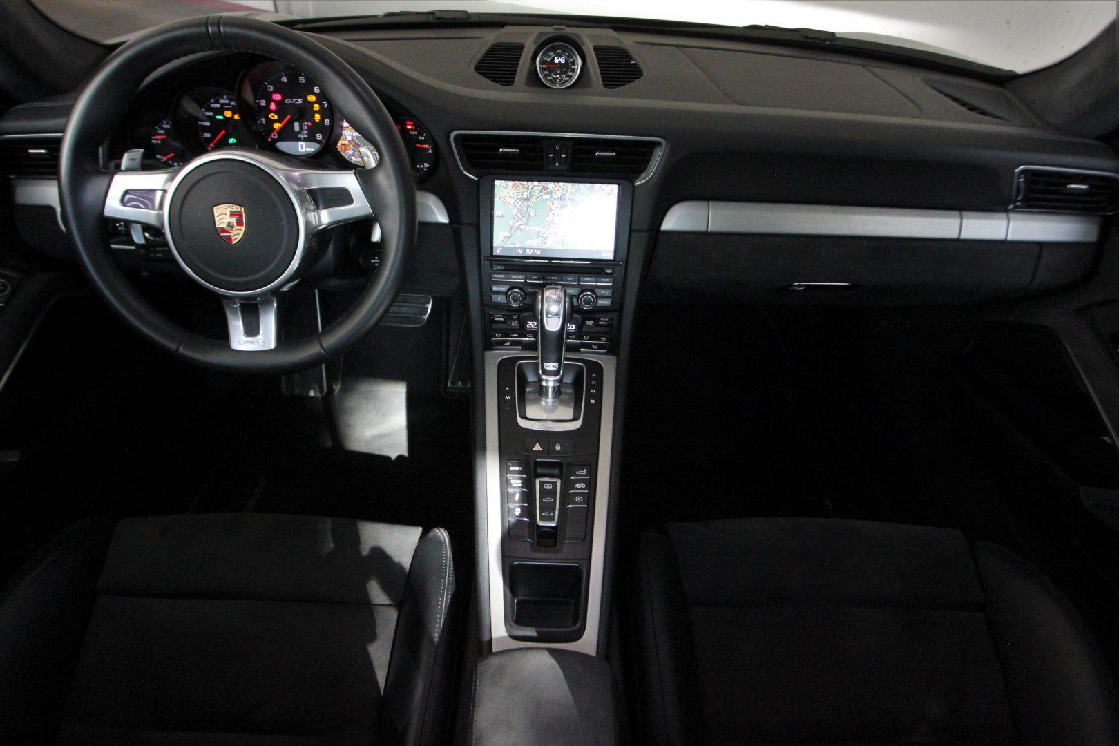 AIL Porsche 991 4 GTS Bose  5