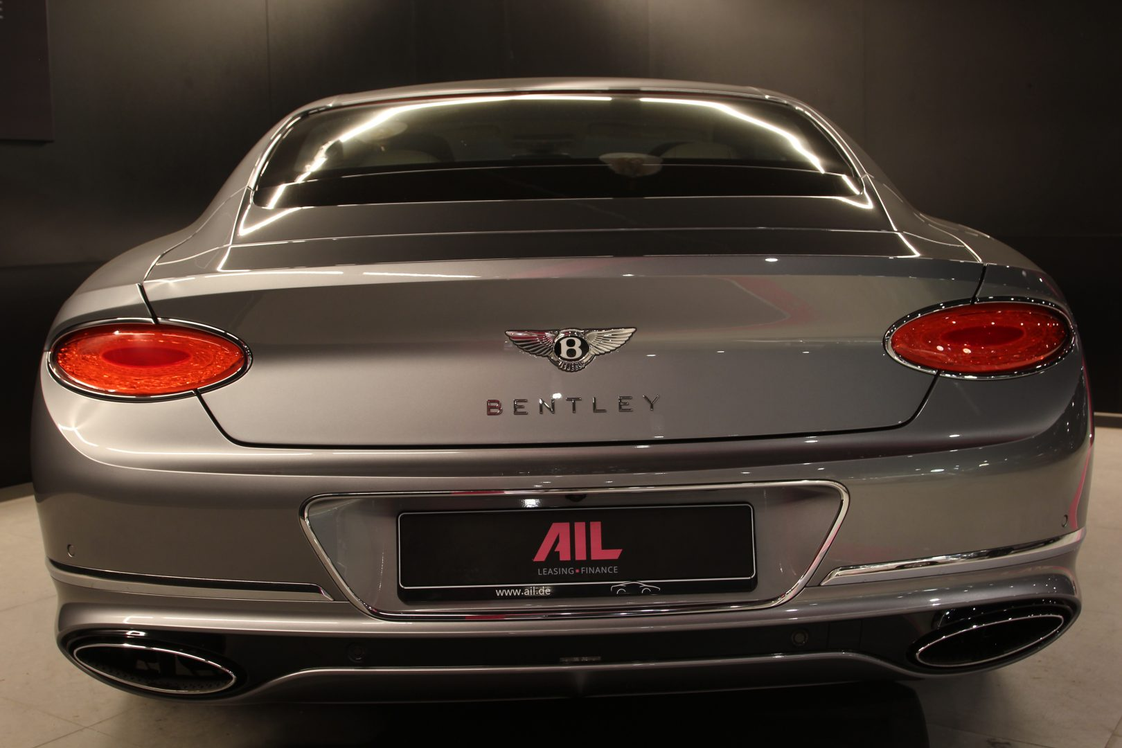 AIL Bentley Continental GT 6.0 W12 New Model 3