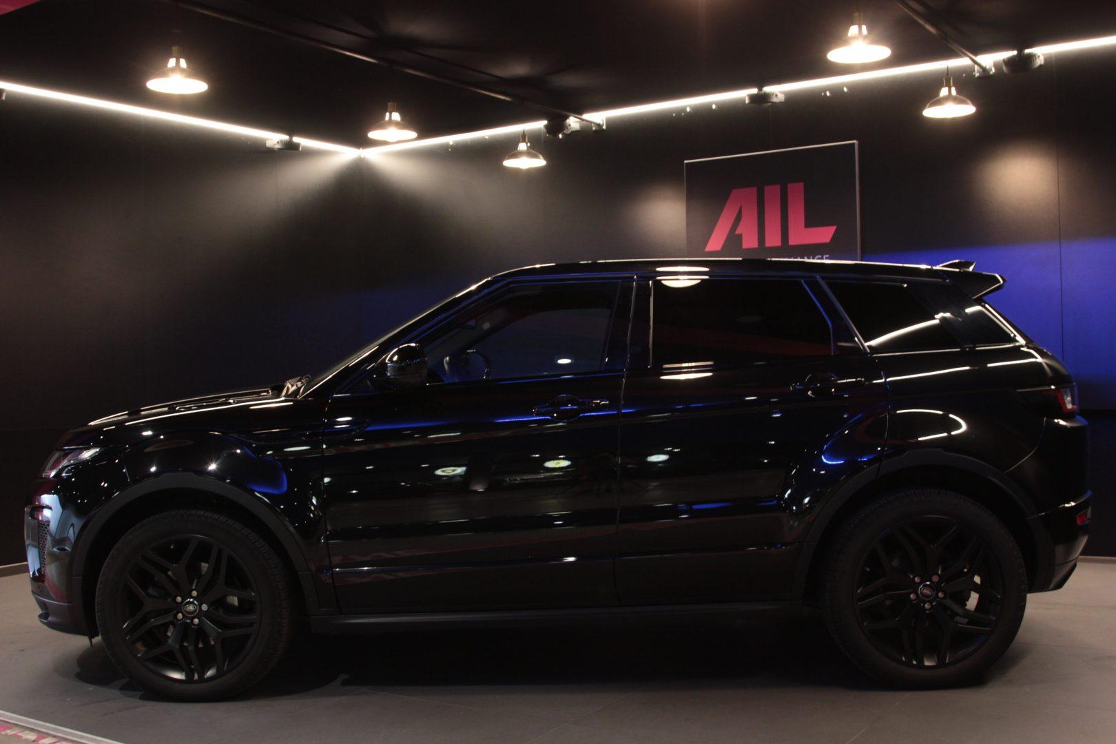 AIL Land Rover Evoque TD4 Aut. HSE 11
