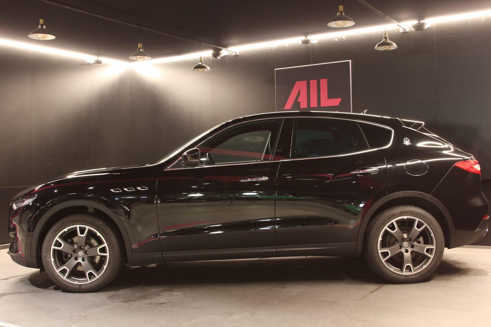 AIL Maserati Levante Diesel Business Paket Plus 9