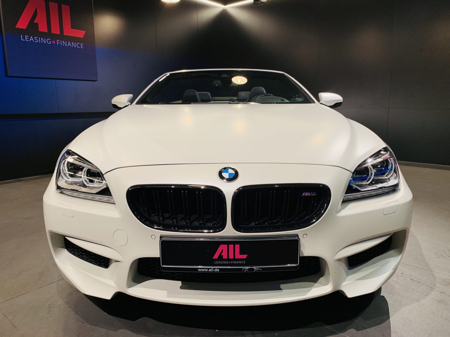 AIL BMW M6 Competition drivers package 1