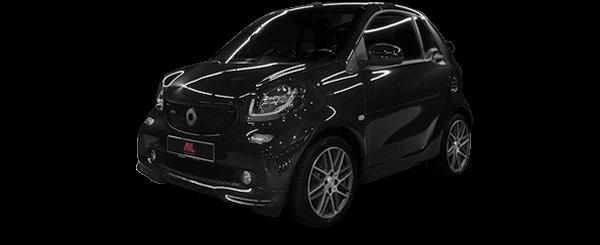 ID: 47061, AIL Smart fortwo cabrio Brabus