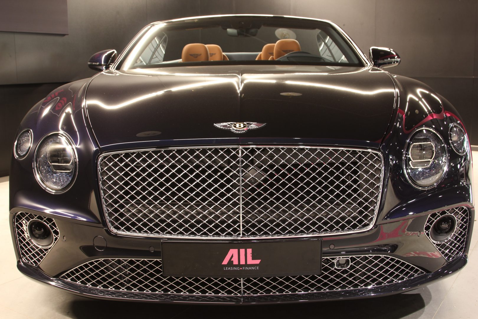 AIL Bentley Continental GTC First Edition Convertible W12 3