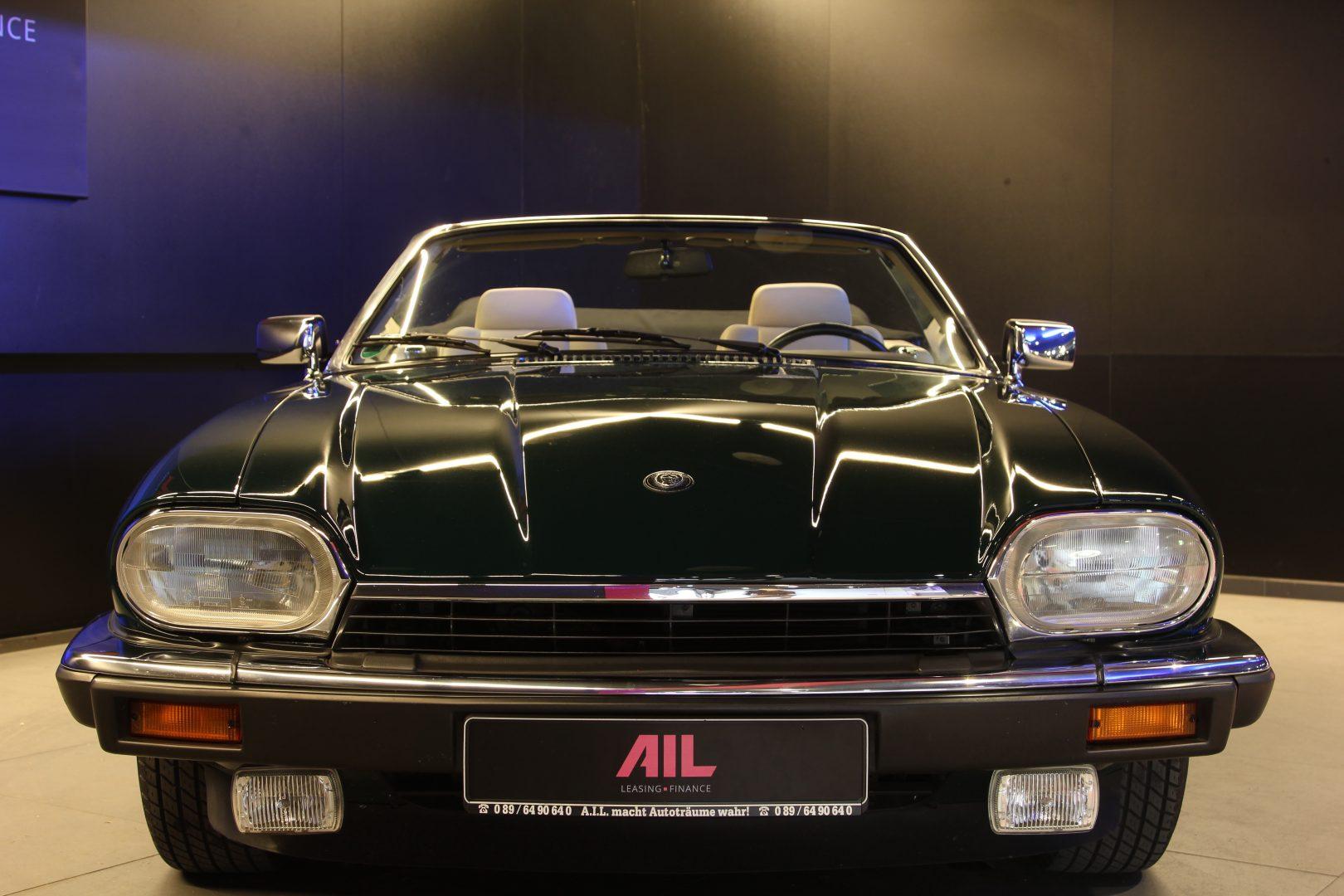AIL Jaguar XJS 4.0 Cabriolet  8