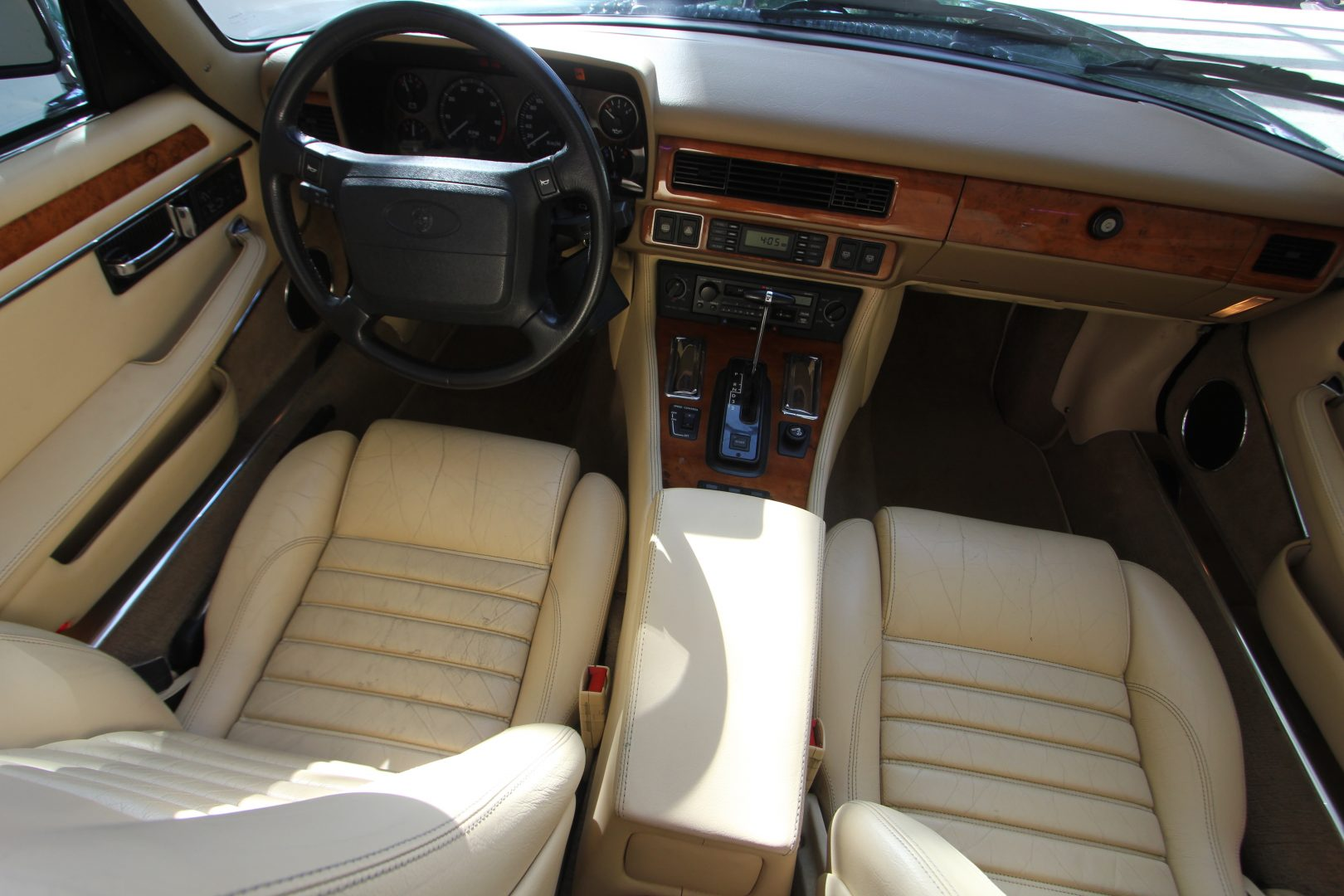 AIL Jaguar XJS 4.0 Cabriolet  7