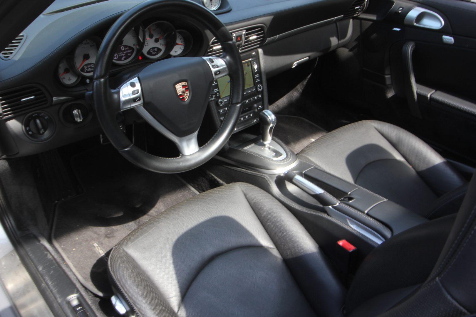 AIL Porsche 997 Turbo Cabrio  13