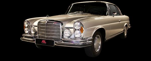 AIL Mercedes-Benz 280SE 3.5