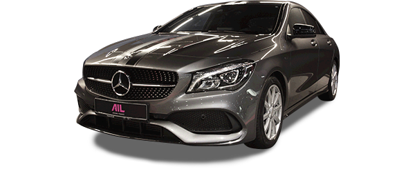 ID: 52595, AIL Mercedes-Benz  CLA 200 d PEAK Edition