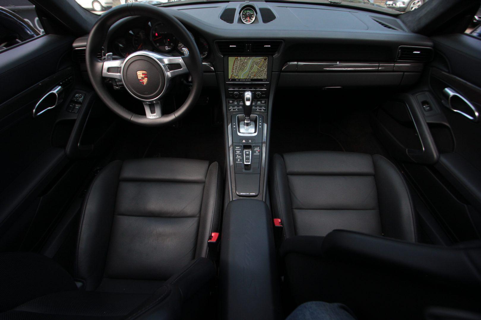 AIL Porsche 991 Turbo S Ceramic LED Sport Chrono Paket 10
