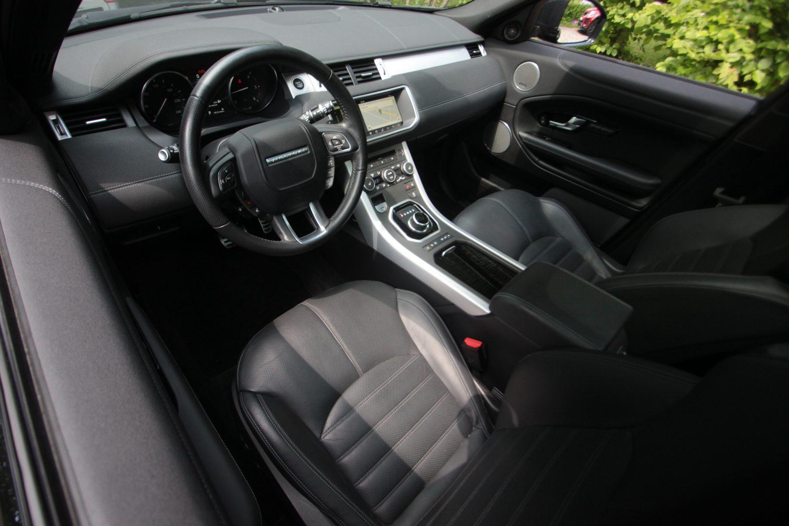 AIL Land Rover Evoque TD4 Aut. HSE 3