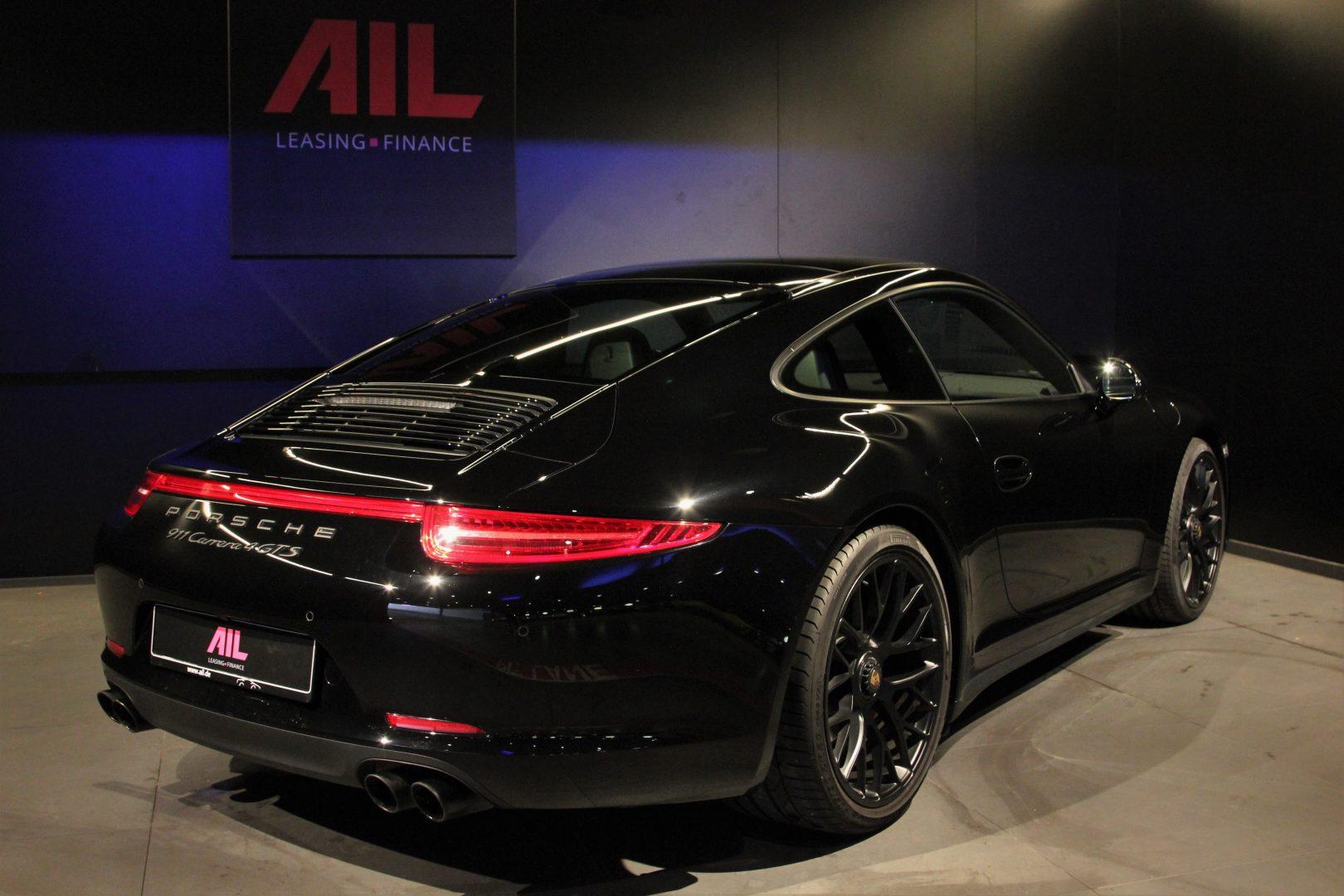 AIL Porsche 991 4 GTS Bose  7