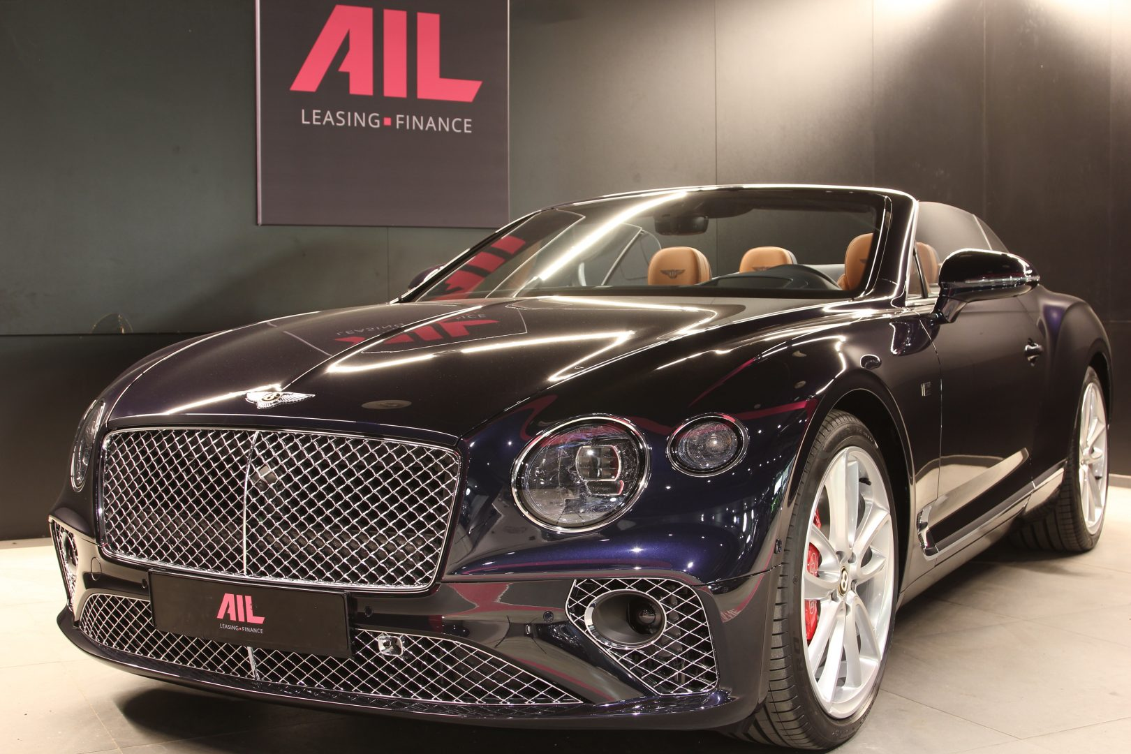 AIL Bentley Continental GTC First Edition Convertible W12 1