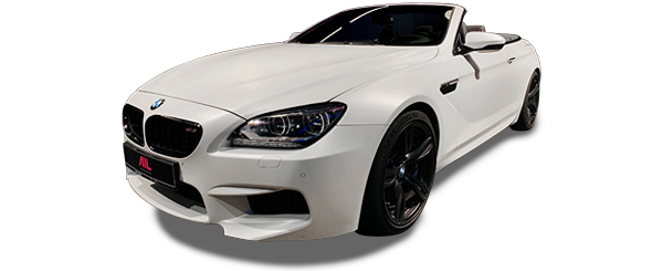 AIL BMW M6 Competition drivers package