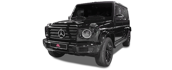 AIL Mercedes-Benz G 400 d Stronger than time Edition