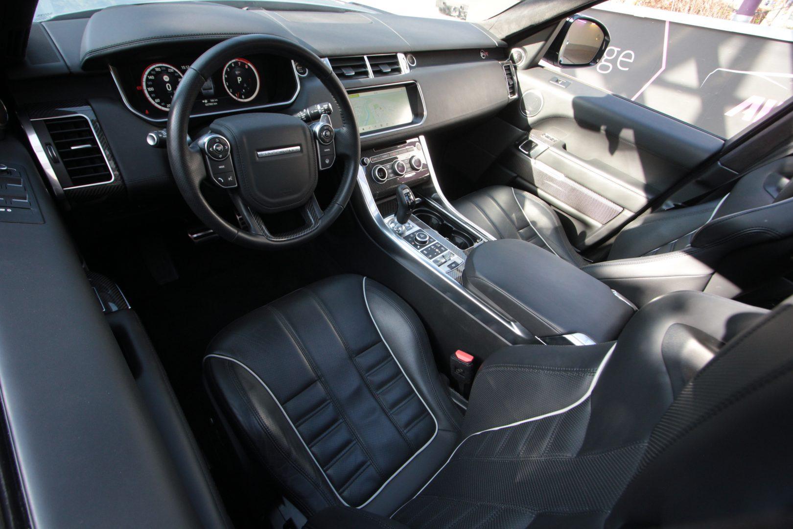 AIL Land Rover Range Rover Sport SVR 10