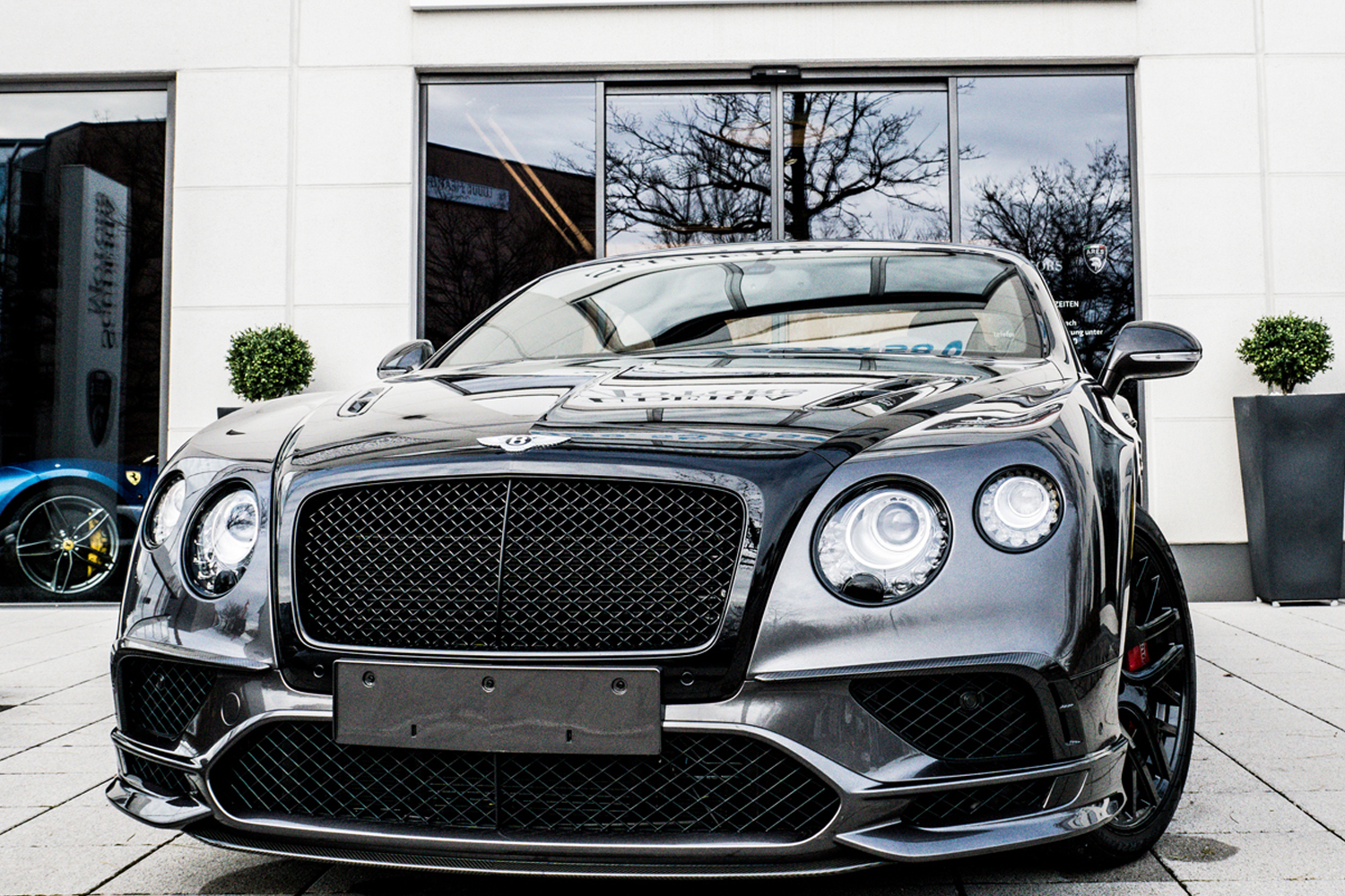 AIL Bentley Continental Supersports 1