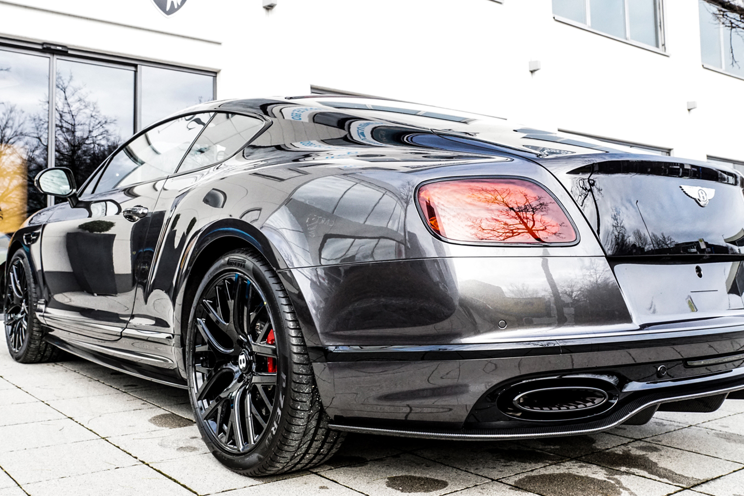 AIL Bentley Continental Supersports 5