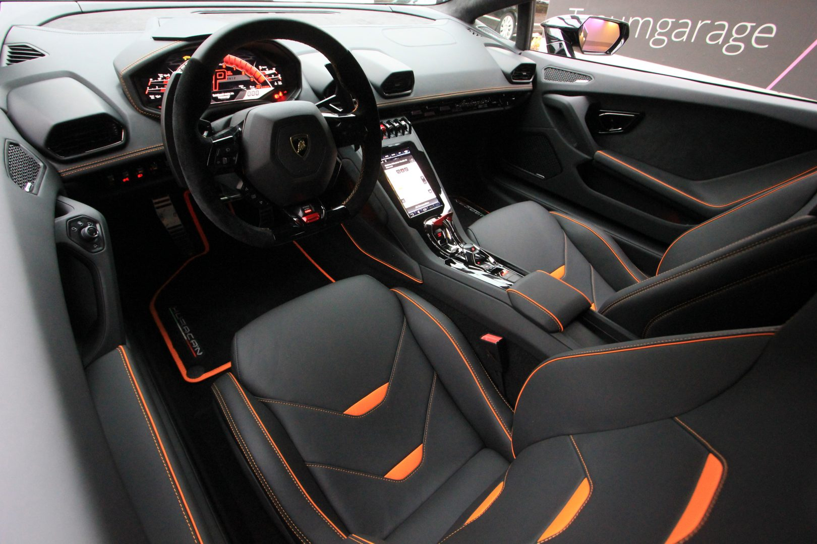 AIL Lamborghini Huracan EVO Style Package 5