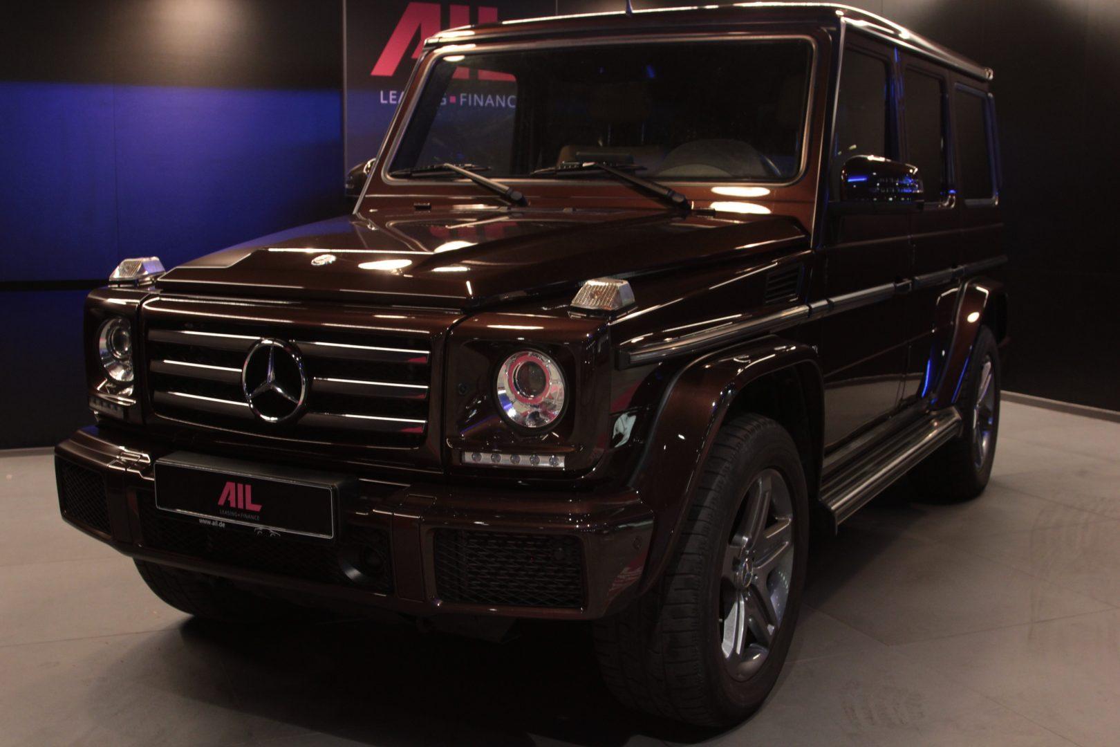 AIL Mercedes-Benz G 500 Exklusiv-Paket 2