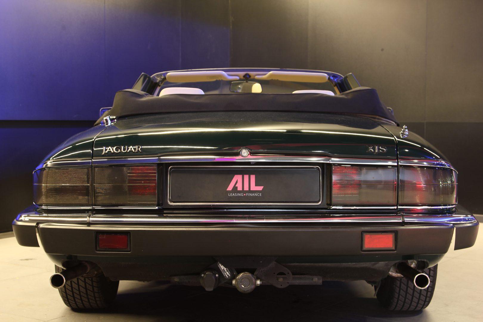 AIL Jaguar XJS 4.0 Cabriolet  1