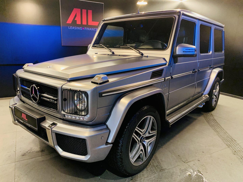 AIL Mercedes-Benz G 63 AMG Logic7 RSE 8