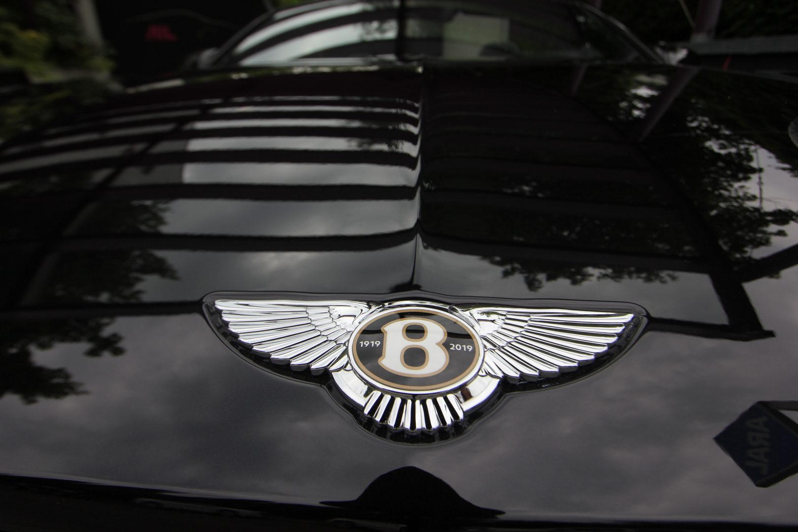 AIL Bentley Continental GTC Black line 12