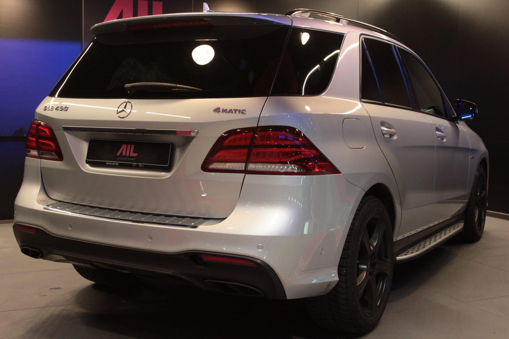 AIL Mercedes-Benz GLE 450 AMG 4Matic 2