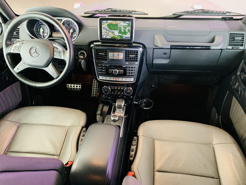 AIL Mercedes-Benz G 63 AMG Logic7 RSE 7