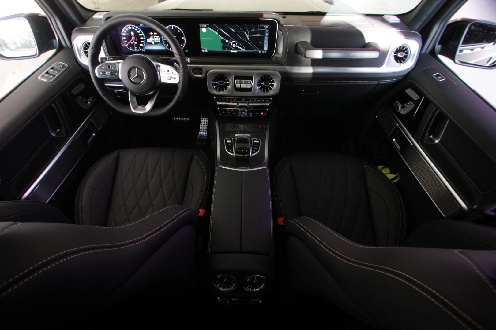 AIL Mercedes-Benz G 400 d Stronger than time Edition 9
