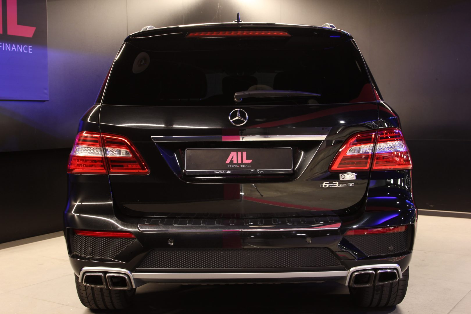AIL Mercedes-Benz ML 63 AMG  Performance Package 6