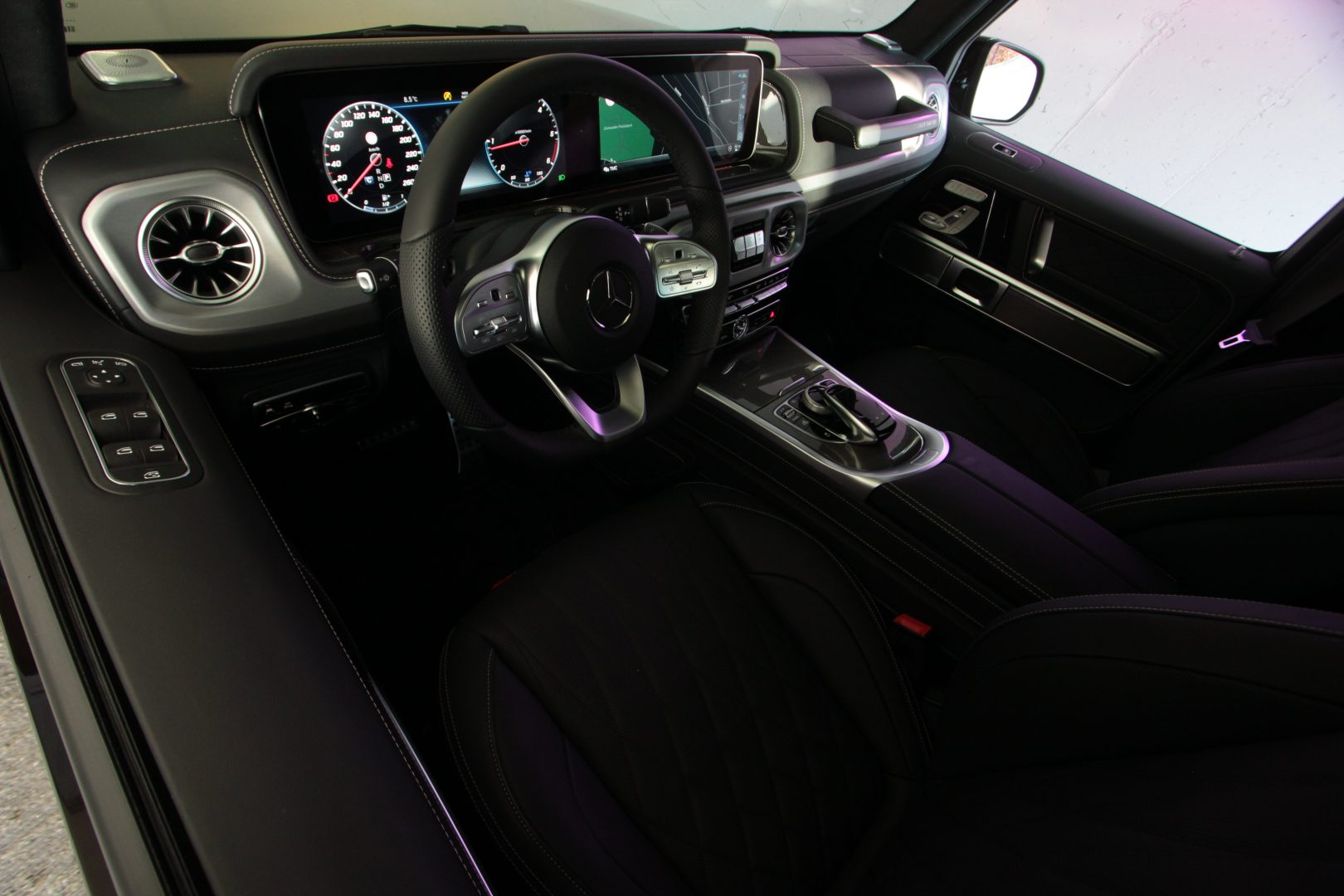 AIL Mercedes-Benz G 400 d Stronger than time Edition 8